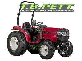 Mitsubishi MTU26 HST Compact Tractor repairs and parts